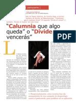 El docente Panorama Noviembre 2011 Num 84