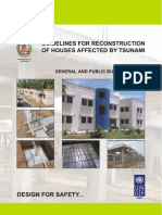 Guidelines for Reconstruction Concrete