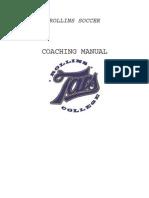 Soccer Coaching Manual