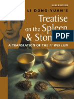 Treatise on the Spleen and Stomach