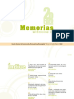Memorias del 2do. Foro Académico ENCRYM [miércoles 18]
