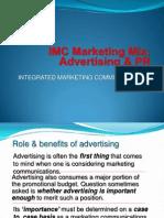 5- IMC Marketing Mix Advertising & PR COPY