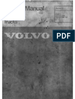 VolvoTD70 Service Manual Engine