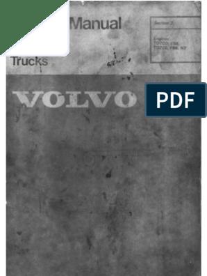 Volvo D12 Loss Of Power