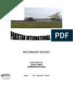 PIA Report 2009