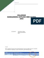 HandleidingWebmailVolledigV4