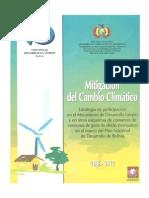 plan desarrollo limpío Bolivia