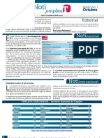 Boletín 1 Octubre 2011 Notiempleo