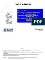 Epson Stylus NX510SX410TX210