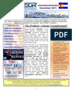 12 COESGR Newsletter December 2011