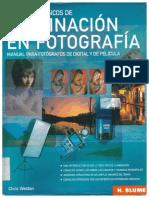 LIBRO Iluminacion en Fotografia (Manual Para Fotografos de Digital y de Pelicula)