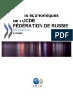 Le rapport annuel de l'OCDE sur la Russie