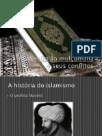A religião mulçumana e seus conflitos