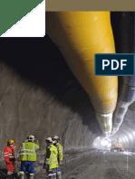 Dosier Trabajos subterraneos