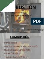 combustión