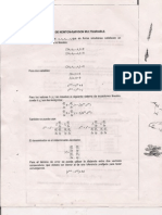 Metodo de Newton Raphson Multi Variable