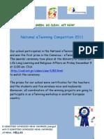 Greek Etwinning Competition 2011