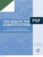Gem of Constitution