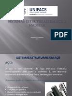 SEMINARIO SISTEMAS ESTRUTURAIS(1)