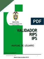 Manual Validador Ips 2010