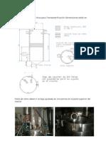 Planos Trabajo Reactores en AE304