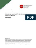 Intro to Cdma2000 Standards