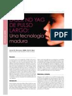 Laser ND YAG de Pulso Largo