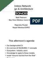 Peterson Poudel Wireless Archi Tutorial