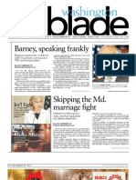 washingtonblade.com - volume 42, issue 49 - december 9, 2011