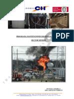 Programa de Mantenimiento Transformadores Distribucion y Poder