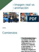 Cine de Imagen real vs Cine de animación