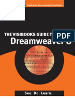 the visibooks guide to dreamweaver 8