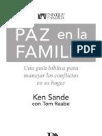 Paz en La Familia
