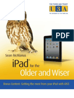 iPad for the Older and Wiser - iOS5 bonus chapter