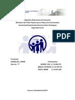 Trabajo de Seguridad Social (2