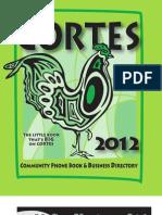 Cortes Phonebook 2012