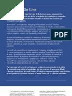 Manual de VectorWorks 10 español
