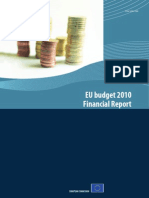 EU Budget 2010 Financial Report
