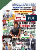 LE BUTEUR PDF du 13/12/2011
