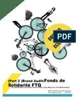 Brand Audit - FSFTQ