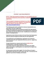 Ireland Study Visa 2010