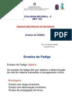 EMM - fadiga