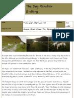 The Dog Rambler e-diary 09 & 12 December 2011