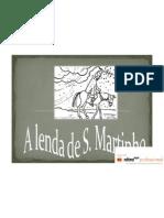A lenda de S. Martinho - Joao Luís.
