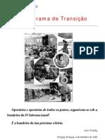 O Programa de Transição - Leon Trotsky