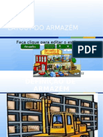 LAYOUT DO ARMAZÉM power point