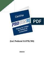 Cartilha PROCON