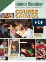 2012 Seminar Catalog-Lr