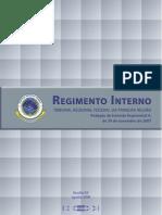 REGIMENTO INTERNOTRF1