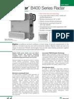Blighter b400 Series Radar Fact Sheet Def0616